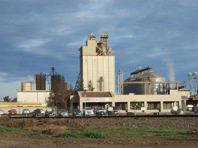 Feed & Grain Process Control - Western Milling