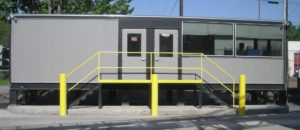 Asphalt Process Control - Control House