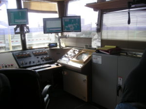 Asphalt Process Control - Control Room Pic