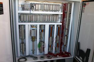 Asphalt Process Control - PLC Cabinet