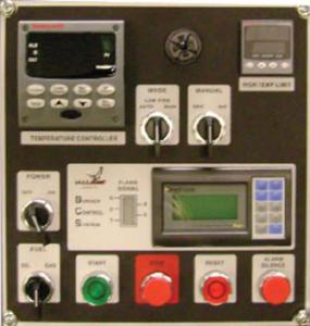 Hauck burner control 1