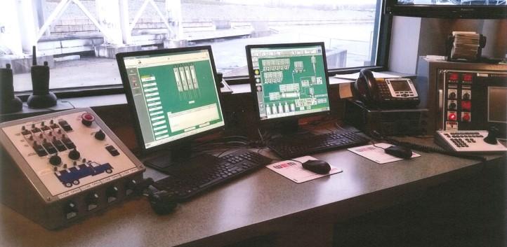 Asphalt Control Room Photo 3
